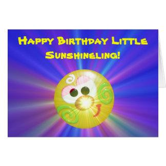 Sunshineling Card