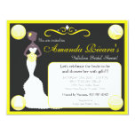 Sunshiny Day Personalized Invitations
