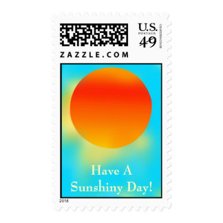 Sunshiny Day Stamp
