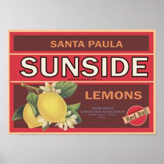 Sunside Poster