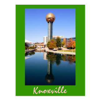 Sunsphere, Knoxville, Tennessee Postal