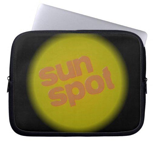 sunspot computer sleeves