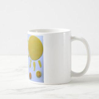 sunspots coffee mug