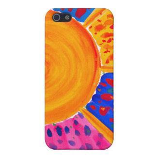 Sunspots iPhone SE/5/5s Case