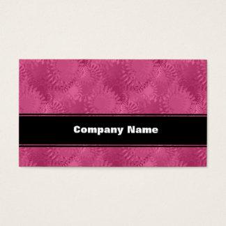 SunSpots Tiled Pattern Business Card