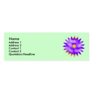 SunStar Profile Card Business Card Template