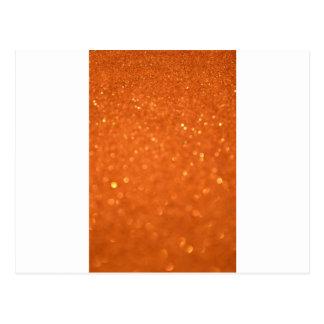 Sunstone glitter postcard