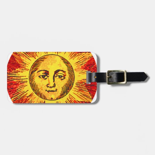 Suntastic Luggage Tag
