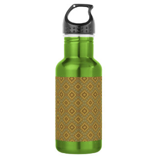 Suntini Diamonds Stainless Steel Water Bottle