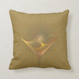 Suntini Faery Martini Art Throw Pillow