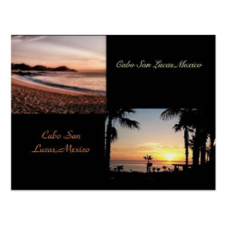 sunup,sundown cabo is beautiful postcard