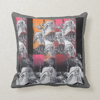SUNWORSHIPPERS pillow by CR SINCLAIR