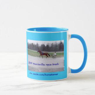 SUNY Morrisville race horse Mug