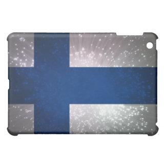 Suomen lippu iPad mini cases