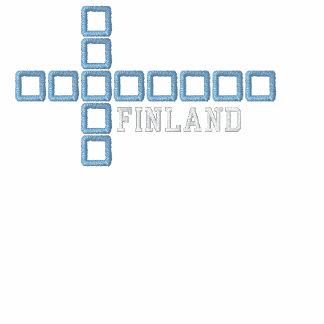 Suomen lippu paita - Finland Cross
