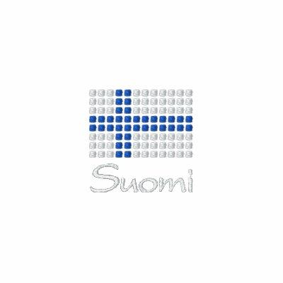Suomen Lippu Paita - Finnish Flag T-Shirt