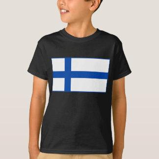 Suomen lippu paita - The Flag of Finland T-Shirt