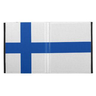 Suomen Lippu - The Flag of Finland iPad Folio Case