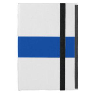 Suomen Lippu - The Flag of Finland Cover For iPad Mini