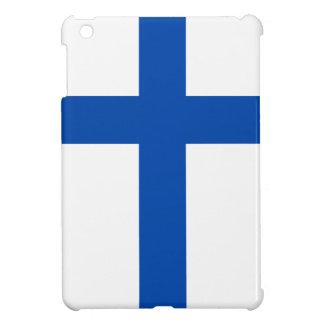 Suomen Lippu - The Flag of Finland iPad Mini Case