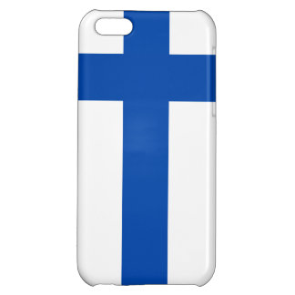 Suomen Lippu - The Flag of Finland iPhone 5C Cover