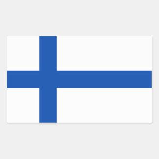 Suomen Lippu - The Flag of Finland Stickers