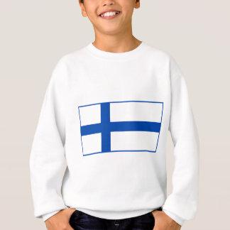 Suomen Lippu - The Flag of Finland Sweatshirt