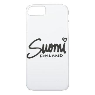 Suomi Finland 1 iPhone 8/7 Case
