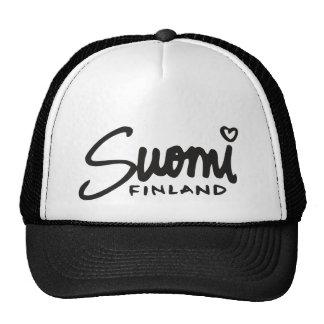 Suomi Finland 1 Trucker Hat