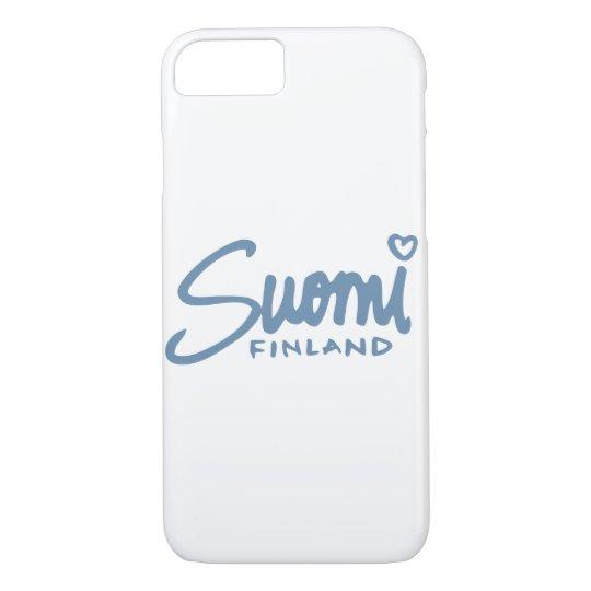 Suomi Finland 4 iPhone 8/7 Case