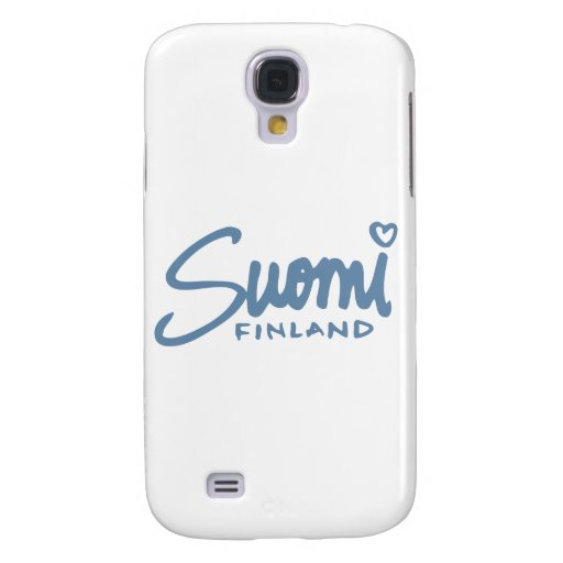 Suomi Finland 4 Samsung Galaxy S4 Cases