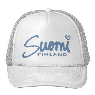 Suomi Finland 4 Trucker Hat