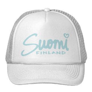Suomi Finland 5 Trucker Hat