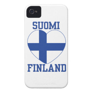 SUOMI FINLAND custom iPhone 4 case-mate iPhone 4 Case-Mate Case