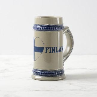 SUOMI FINLAND custom mug - choose style & color