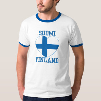 SUOMI FINLAND custom shirt - choose style & color