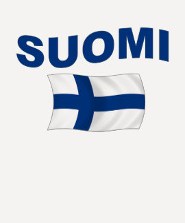 Suomi (Finland) T Shirts