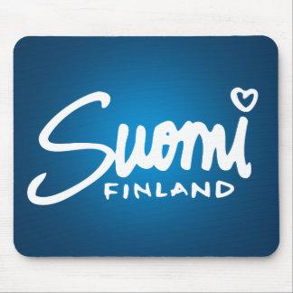 Suomi Finlandia 2 Tapetes De Raton