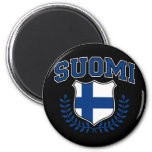 Suomi Imán Para Frigorifico