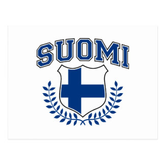 Suomi Post Cards