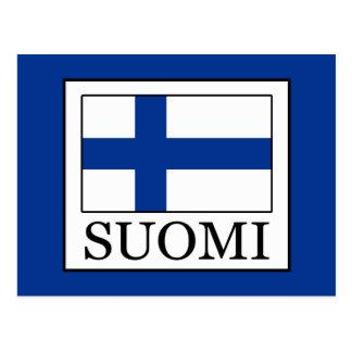 Suomi Postcard