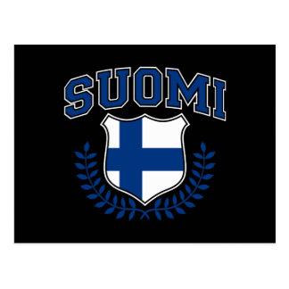 Suomi Postcards