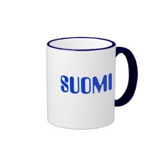 SUOMI RINGER COFFEE MUG