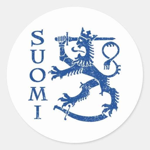 Suomi Stickers