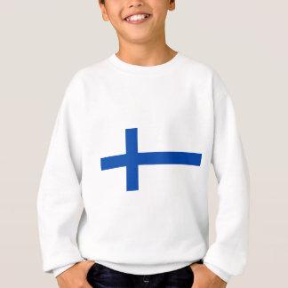 Suomi T-paita - The flag of Finland Sweatshirt