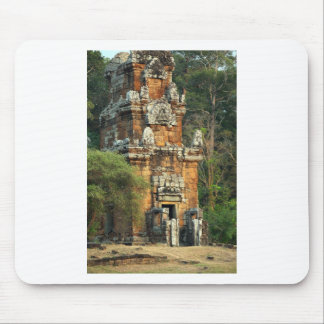 Suor Prat tower in Angkor Thom Cambodia Mouse Pad