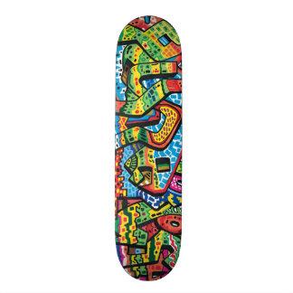 Sup#10 Skateboard