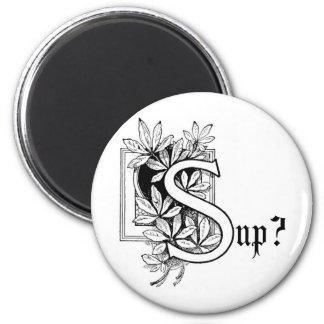 Sup? 2 Inch Round Magnet