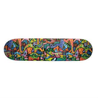 Sup#6 Skateboard