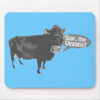 'sup a mis veganos mousepads